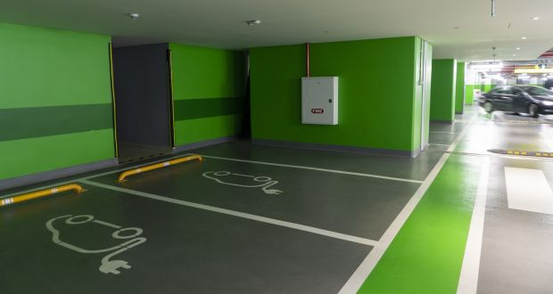 Apartment EV chargers